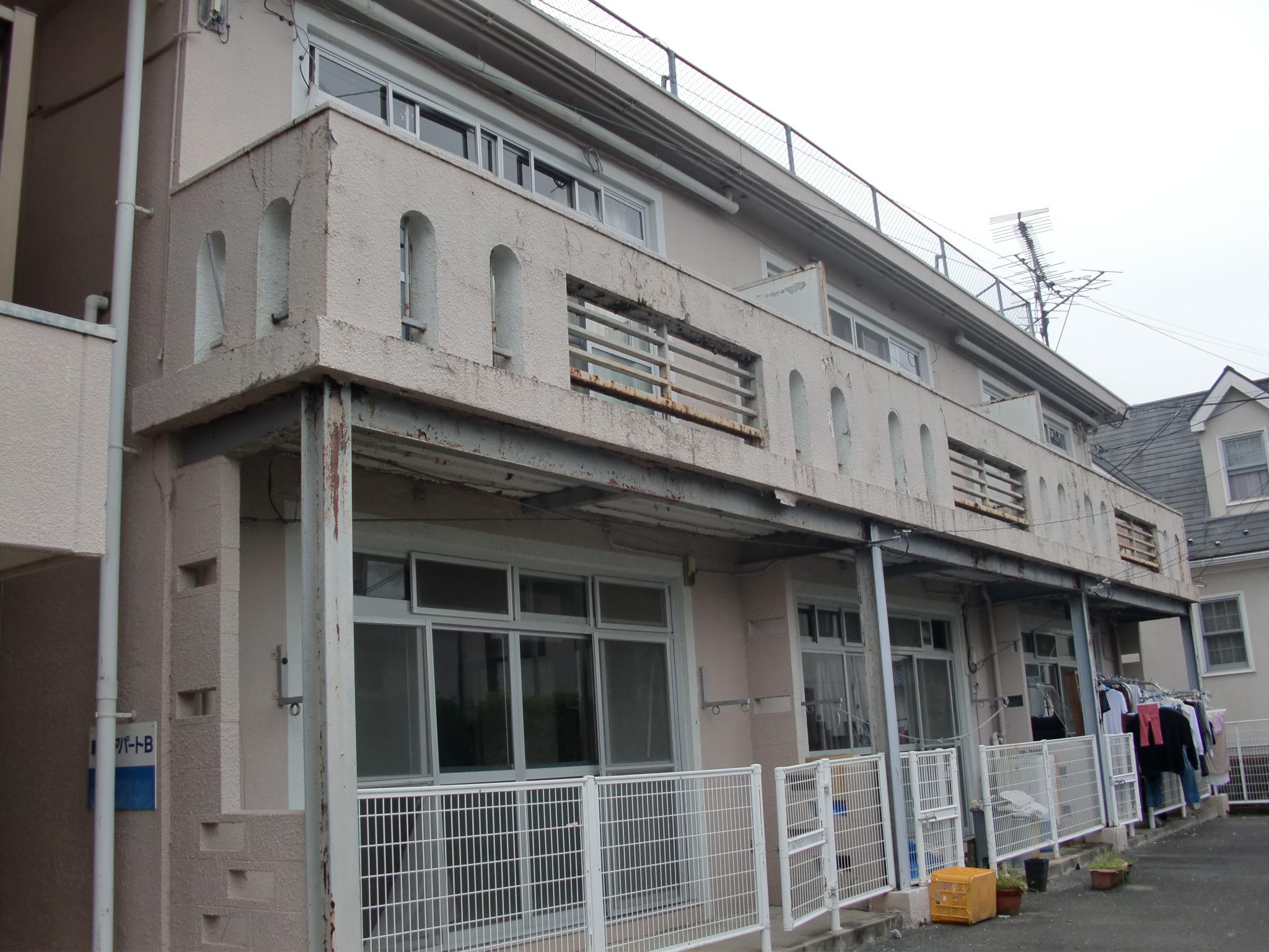 朝倉アパートB203